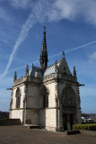 St Hubert Chapel, Château d'Amboise
