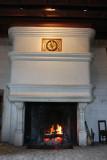 Fireplace, Château de Chenonceau