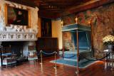Diane de Poitiers' Bedroom, Château de Chenonceau