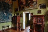 Green Study, Château de Chenonceau