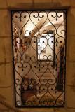 Heart shaped grille, The Kitchen, Château de Chenonceau