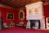 Louis XIV's Living Room, François I's Bedroom, Château de Chenonceau