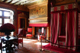Caesar of Vendrome's Bedroom, Château de Chenonceau