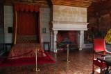Gabrielle d'Estrees' Bedroom, Château de Chenonceau