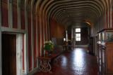 Second floor hall, Château de Chenonceau