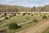 The gardens, Château de Chenonceau