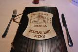 Costilna Murka menu