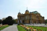 Croatian National Theatre.