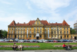 Rectorate and the Law Faculty of Zagreb University