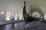 Viking ship Oseberg