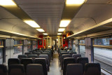 NSB train from Bergen to Myrdal