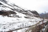 Along the Flåmsbana to Flåm