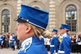 Change of the Guard at Stockholms Slott. 13 May 2009.