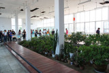 Dandong Airport terminal building
