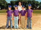 Thumpers baseball team