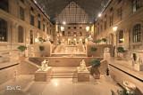 Dans le Louvre...