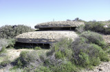 WWII Bunkers at Border State park