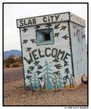 Salton Sea, Salvation Mountain, Slab City East Jesus, and Bombay Beach