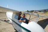 Flying in a sailplane 2008