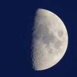 La lune/500 mm