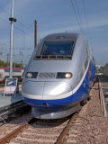SNCF Brand new TGV