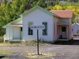 Sublette Section House (elevation 9276')