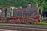 Old ARBED Belval Loco