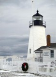 ....Pemaquid Lighthouse with it's...