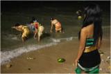 Loy Kratong-Pattaya beach