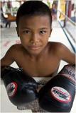Little Muay Thai boxer-Pattaya