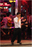 Man with cigarette-Pattaya