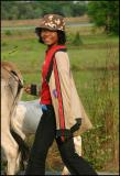 cow girl-Issan