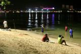 Night fishing-Pattaya