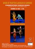 Cabaret des Oiseaux-Cambodian ballet