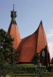 Siofok,church