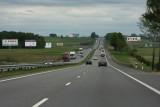 Highway near Vilnius