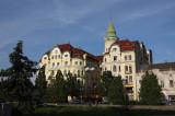 Art Nouveau in Oradea (Großwardein),Romania