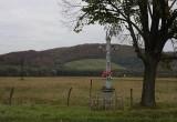 crucifix near Presov