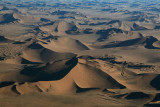 Namib Desert from the Air