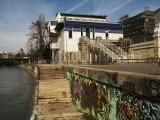Schuetzenhaus am Donaukanal