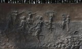 metal relief