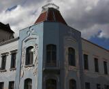 Art Nouveau in Miercurea Ciuc,Romania
