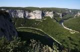 Ardèche Canyon,France