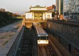 U4-Station Ober St.Veit