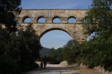 Pont du Gard - Roman Bridge in South France