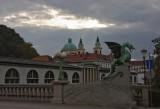 Jurij Zaninović; Dragon Bridge,Ljubljana