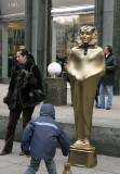 Pharaoh by himself