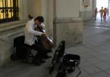 solist at Michaelertor