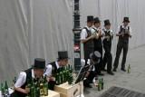 bottle flutist ensemble