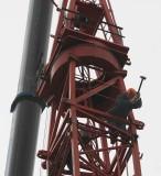 crane assembling